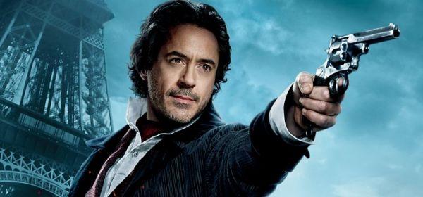 Robert Downey Jr. Confirma Sherlock Holmes 3!