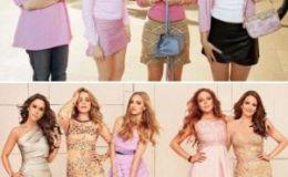 Antes e Depois : Meninas Malvadas