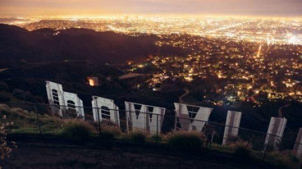 hollywood cidade