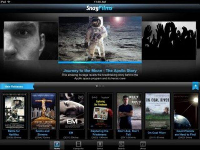 snagfilms filmes gratis online
