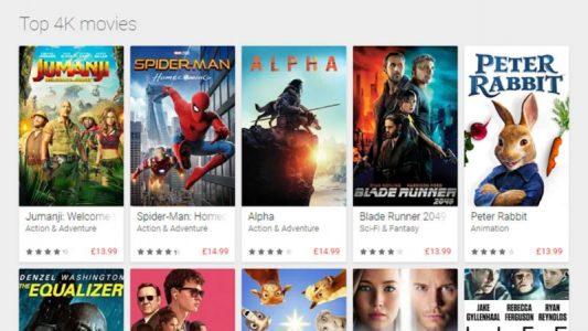 Como fazer download de filme em 4k