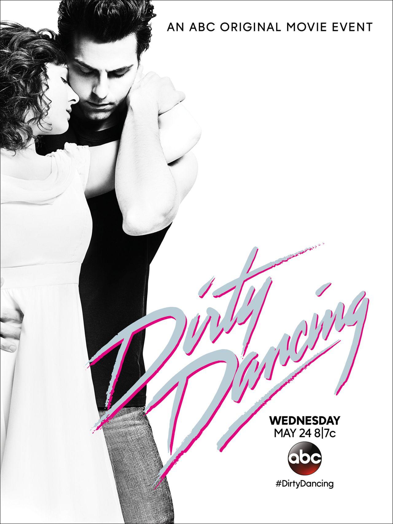 Resultado de imagem para dirty dancing 2017 cartaz