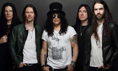 slash myles kennedy and the conspirators 2018
