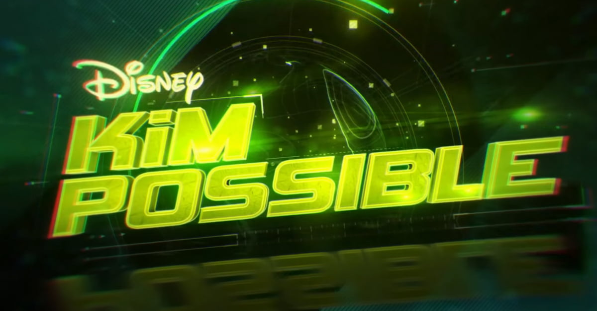 Kim Possible - Teaser Trailer