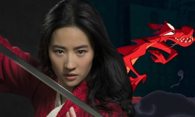rumor que dragão mushu estará presente no live action de mulan