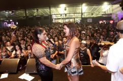 Preta Gil e Carol Sampaio / Foto: Divulgação