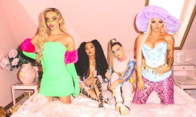 Little Mix Bouce Back 2