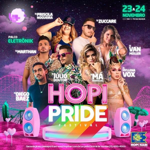 DJs Hopi Pride Festival