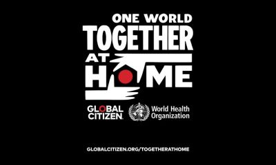 One World Together at Home