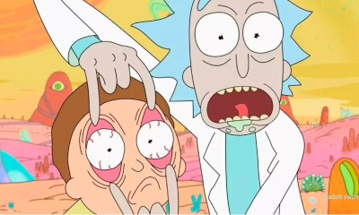 adult swim Rick e Morty