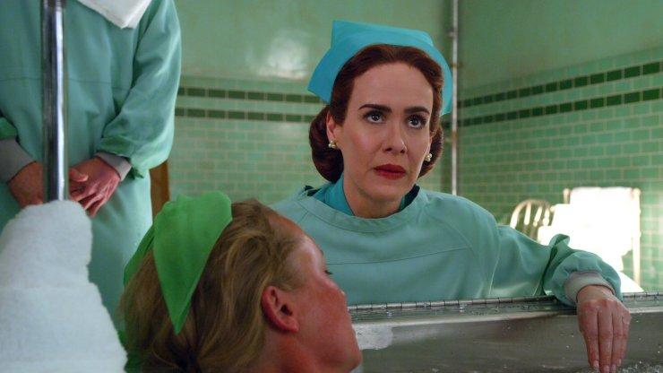 Ratched Netflix Sarah Paulson 2