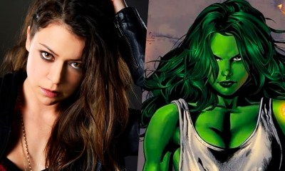 TATIANA MASLANY SHE HULK DISNEY MARK
