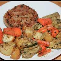 Légumes rôtis aux Herbes de Provence