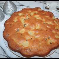Gâteau à l'ananas & pépites de chocolat
