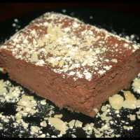 Gâteau fondant chocolat & ricotta