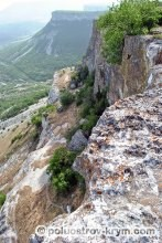Пещерный город Тепе-Кермен. Автор фото Алексей Коппа