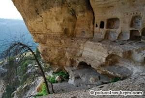 Пещерный город Качи-Кальон. Фото Ольги Иутиной