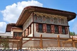 Ханский дворец-музей. Бахчисарай. Крым