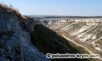 Пещерный город Чуфут-Кале. Автор фото Ольга Иутина