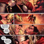 Thor vs IronMan