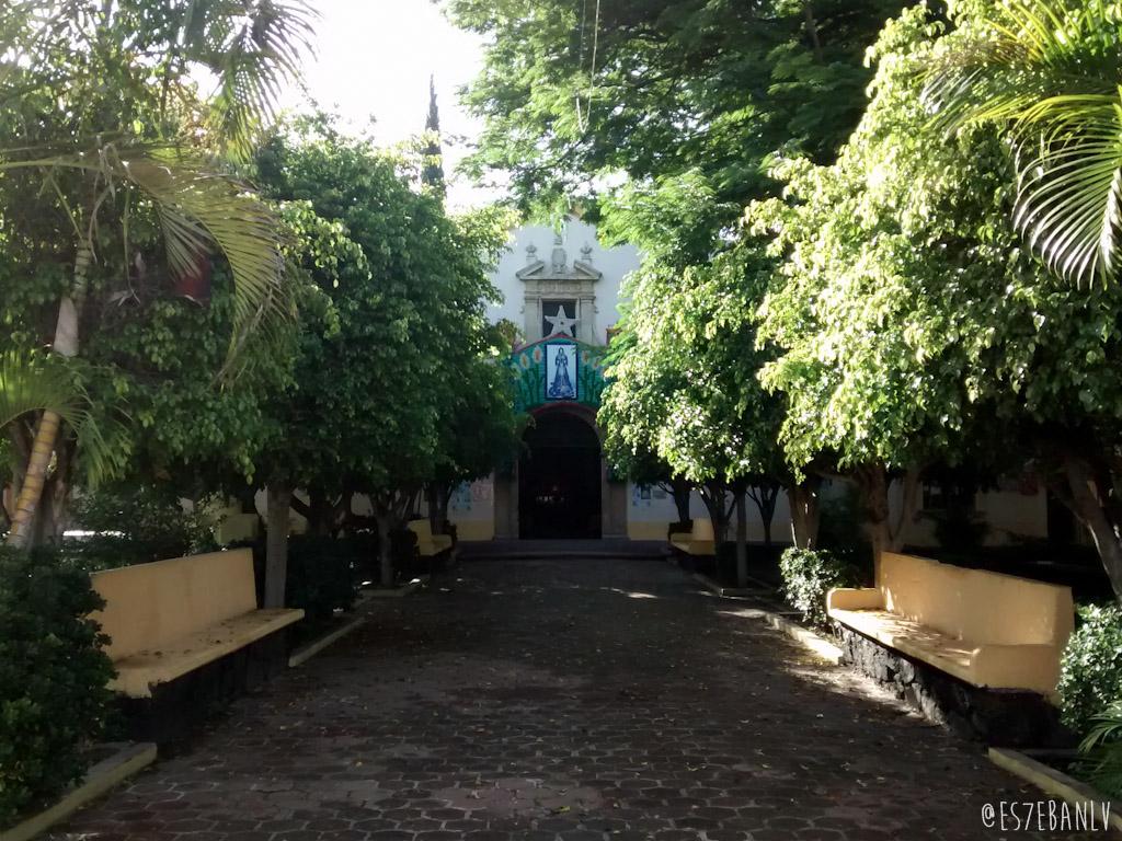 Iglesia de San Cristóbal.