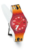 Swatch Fire Proof.