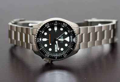 """This—and most Seiko """"diver's""""—need no introduction."""