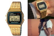 It really speaks volumes in favor of Casio that their watches can be used as fashion items...