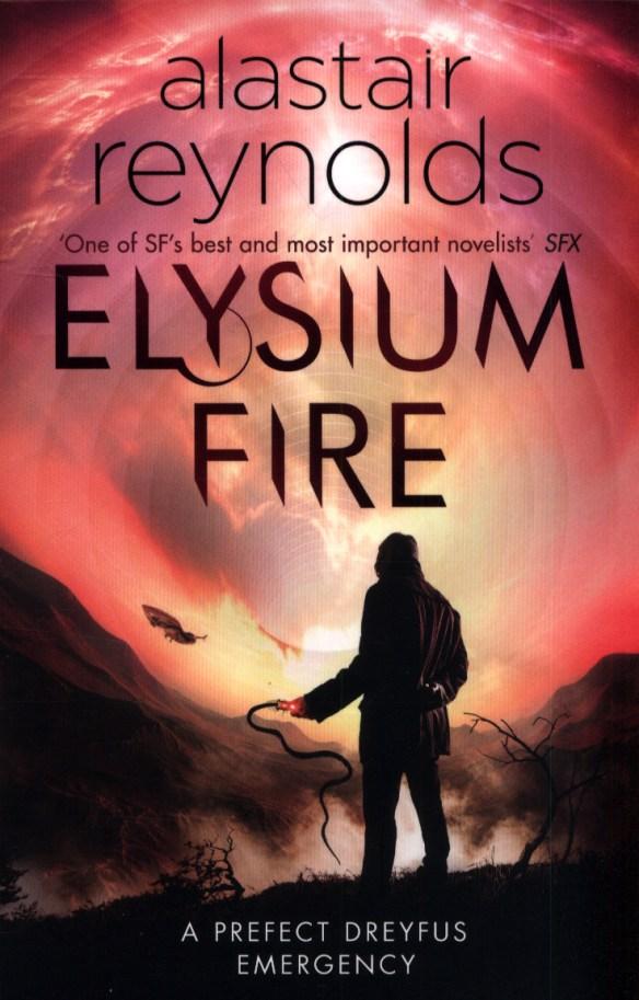 Elysium Fire - Alastair Reynolds.