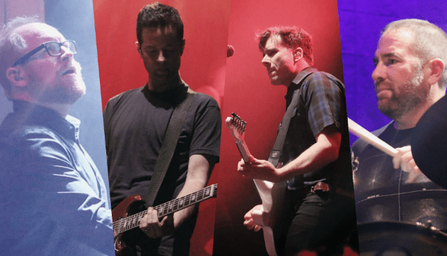 ¡Brutales! 🥁 Jimmy Eat World desbarató El Plaza Condesa