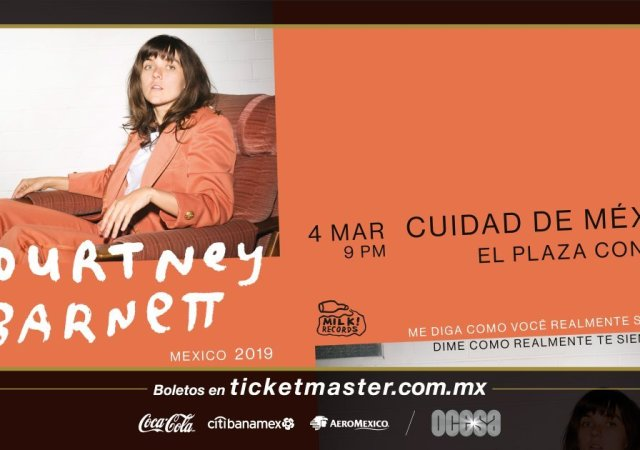 Courtney Barnett en México