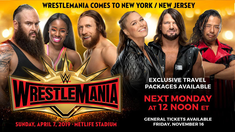 Wrestlemania-travel-package