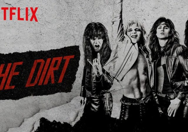 The Dirt - Mötley Crüe
