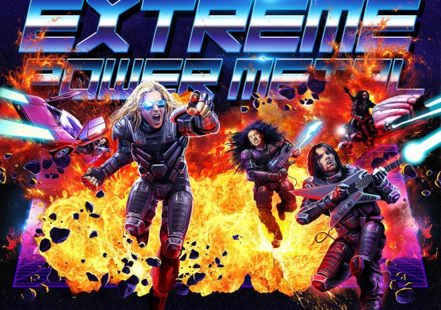 Dragonforce - Extreme Power Metal - Portada