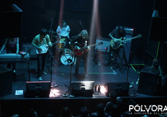 The Mystery Lights en Foro Indie Rocks