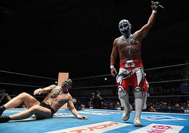 NJPW Destruction in Kobe Kishin Liger