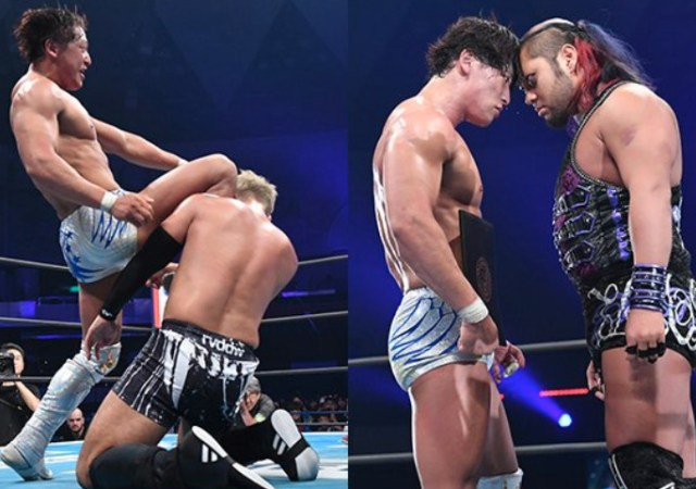 NJPW Destruction in Kagoshima Ibushi