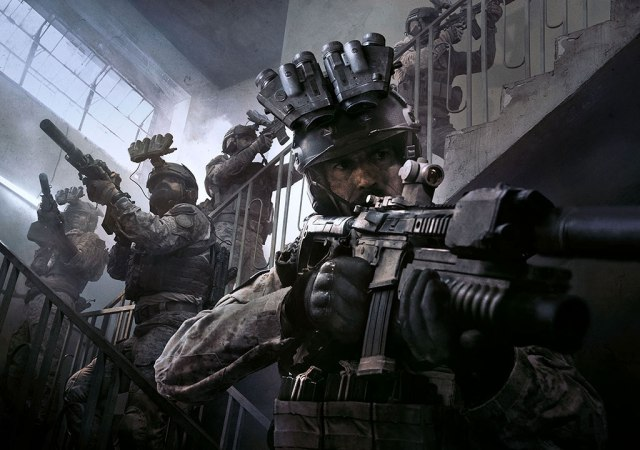 Call of Duty Modern Warfare - Reseña