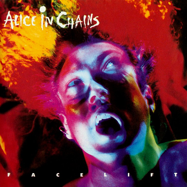 Alice In Chains - Facelift - treinta discos que cumplen 30 años