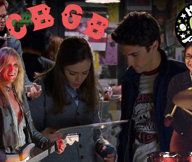 Gilmore Girls rock