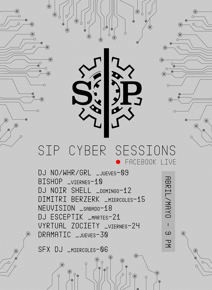 Sector Industrial Sessions
