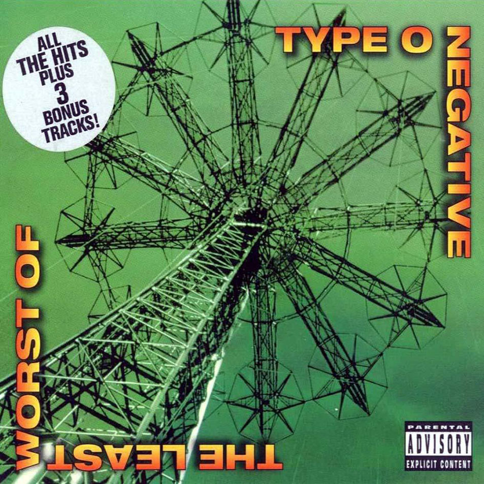 The Least Worst Of - Type O Negative