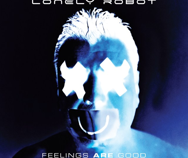 Lonely Robot - Feelings Are Good reseña
