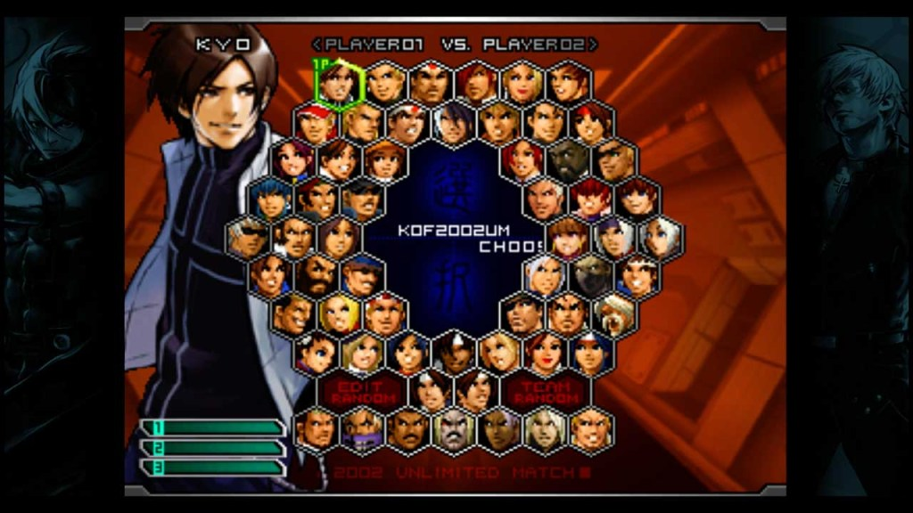 King of Fighters 2002 Ultimate Match