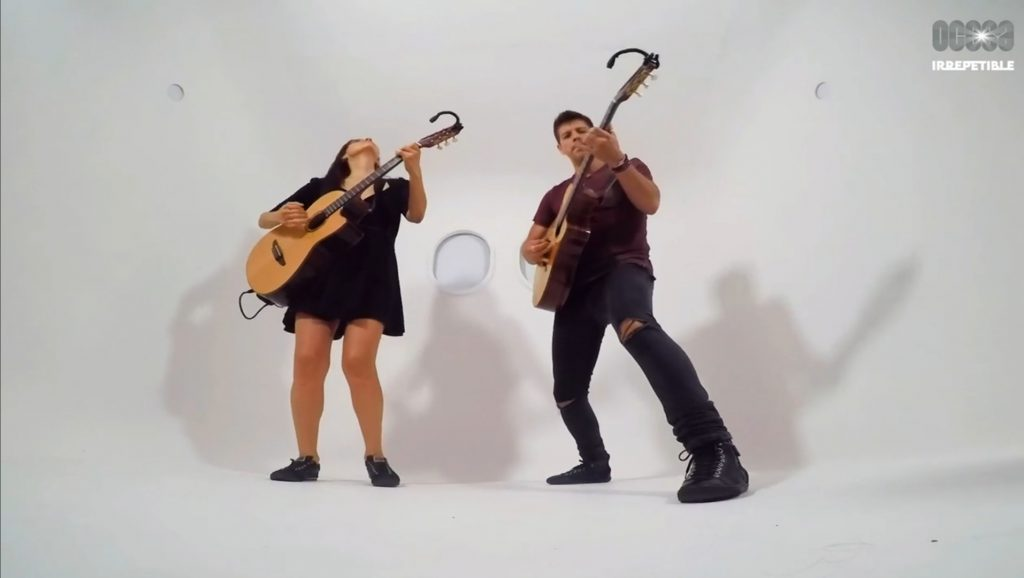 Rodrigo y Gabriela en Ocesa Irrepetible