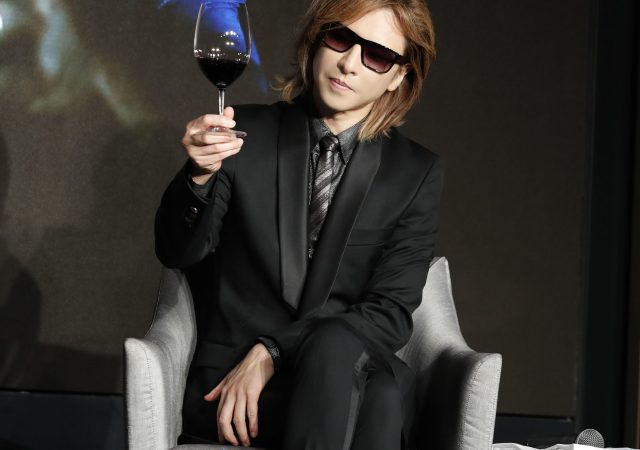 Yoshiki presenta Under the Sky