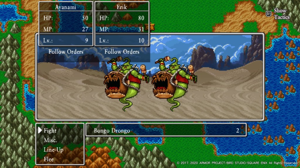 DRAGON QUEST XI S: Echoes of an Elusive Age – Definitive Edition reseña