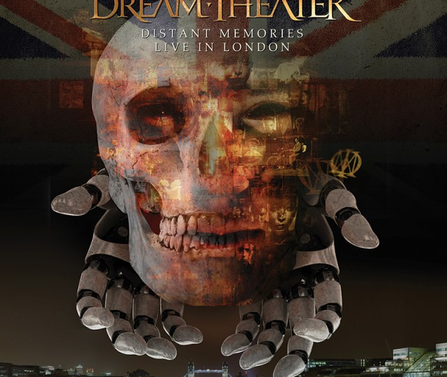 dream theater distant memories live in london