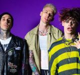 machine gun kelly yungblud y travis barker