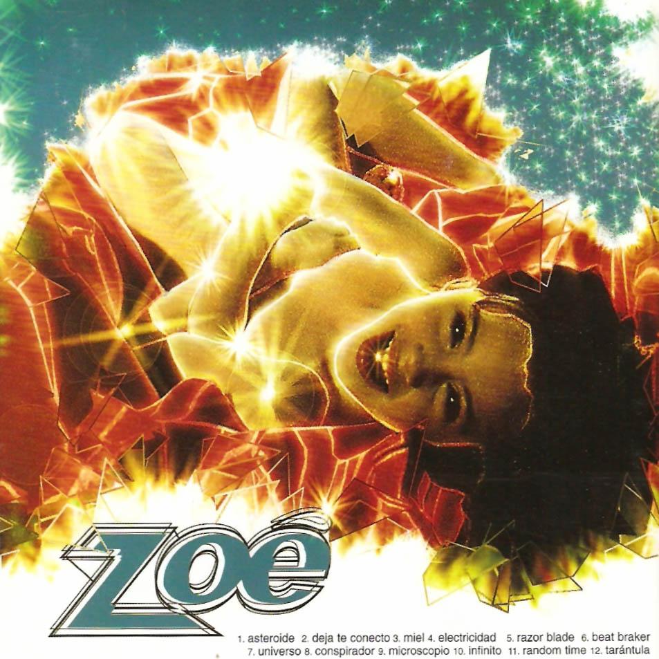 Zoé - Primer álbum
